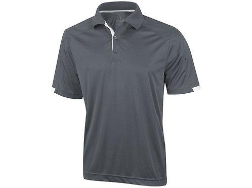 """Рубашка поло """"Kiso"""" мужская, серый"""