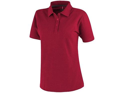 Рубашка поло «Primus» женская, красный