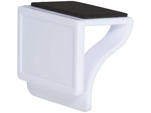 Блокировщик камеры с мягкой стороной, для очистки монитора, белый