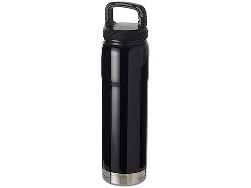 Вакуумная бутылка Hemmings с керамич. покрытием и медной изоляцией, черный