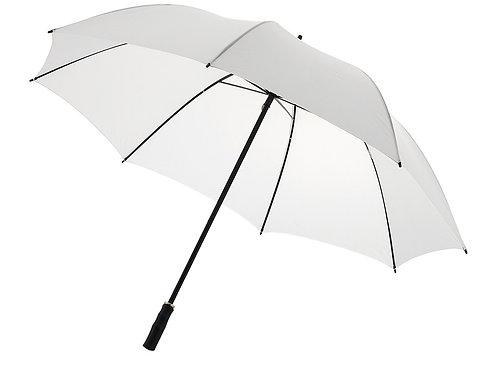 """Зонт Barry 23"""" полуавтоматический, белый"""