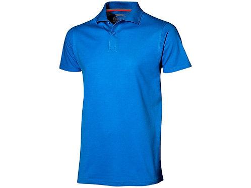 """Рубашка поло """"Advantage"""" мужская, небесно-голубой"""