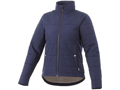 Куртка утепленная «Bouncer» женская, темно-синий
