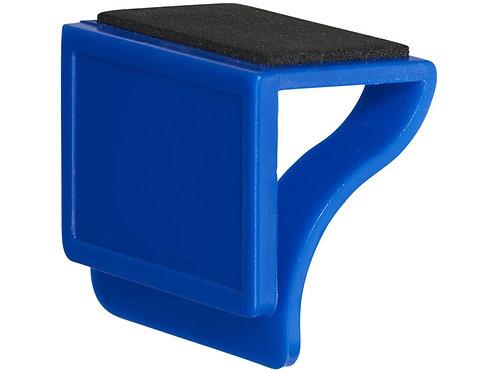 Блокировщик камеры с мягкой стороной, для очистки монитора, синий