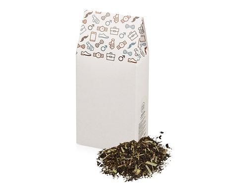 «Power-up» чайный купаж с добавлением трав, 60 г., белый