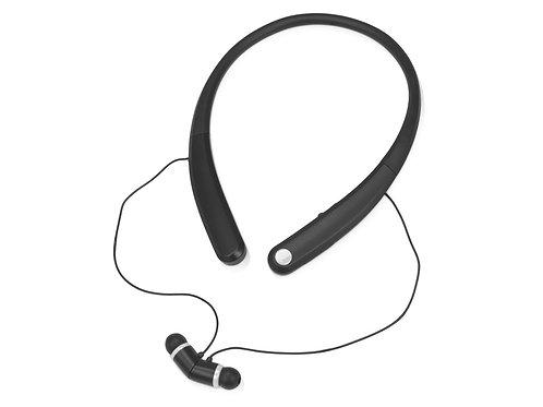 Беспроводные наушники с микрофоном «Soundway», черный/белый