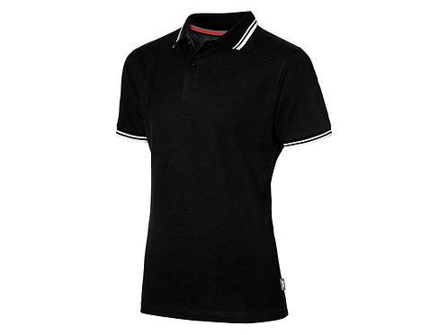 """Рубашка поло """"Deuce"""" мужская, черный"""
