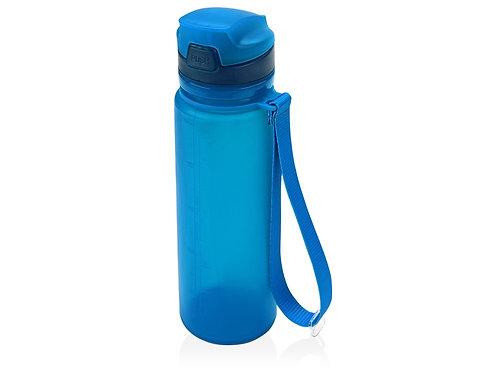 "Складная бутылка ""Твист"" 500мл, синий"
