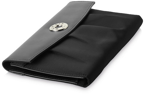 """Бумажник дорожный """"Deauville"""" от Balmain, черный"""