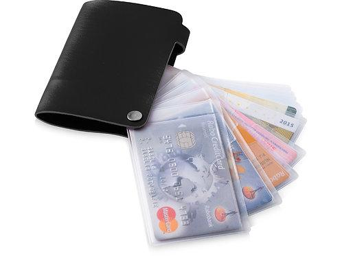 """Бумажник """"Valencia"""", черный"""