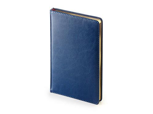 Ежедневник недатированный А4 «Sidney Nebraska», синий