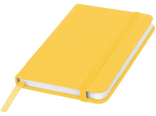"""Блокнот А6 """"Spectrum"""", желтый"""