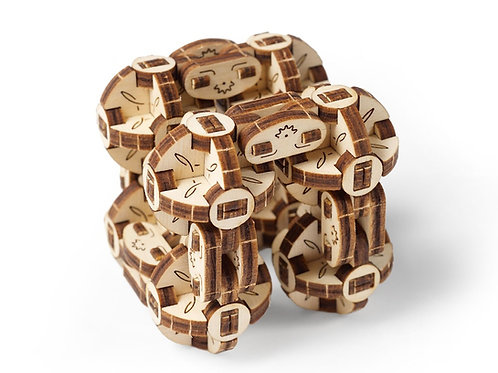 3D-ПАЗЛ UGEARS «Сферокуб»