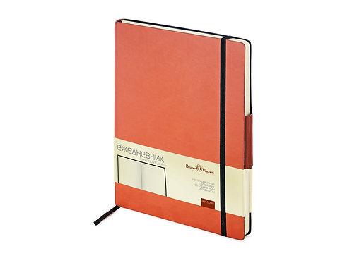 Ежедневник В5 недатированный «Zenith», оранжевый