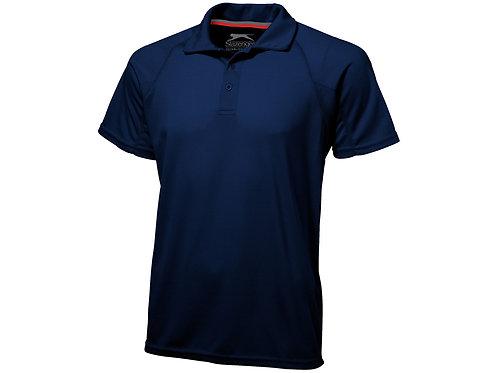 "Рубашка поло ""Game"" мужская, темно-синий"