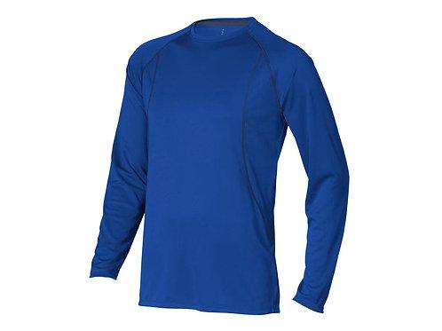 """Футболка """"Whistler"""" мужская с длинным рукавом, синий"""