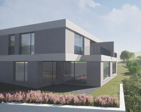 Neubau DEFH Homel