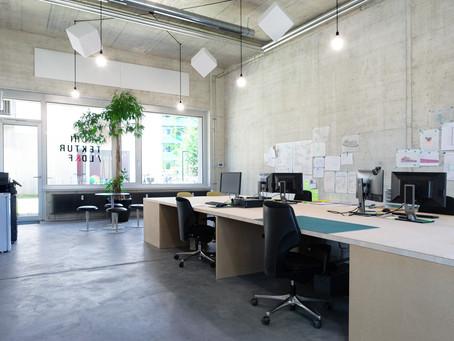 Wie wir uns ein Büro gebaut haben