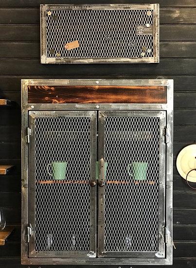 Wine/Liquor Wall Storage Cabinet