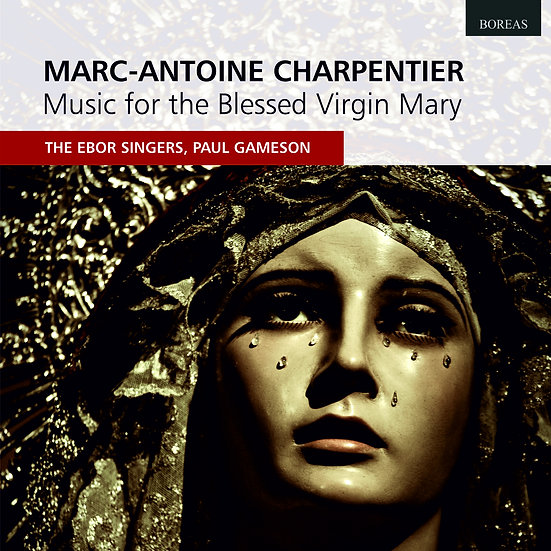 Charpentier: Music for the Blessed Virgin Mary