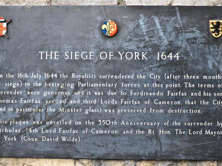 The Siege of York Project