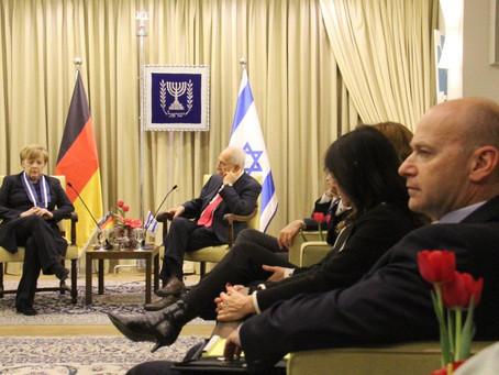 Europe is not hostile to Israel