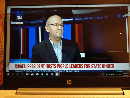 The Israeli media outlets lean to the left? Absolutely not!