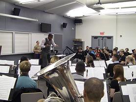 M105 Band Room