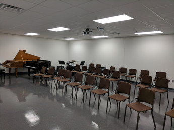 Small Ensemble room