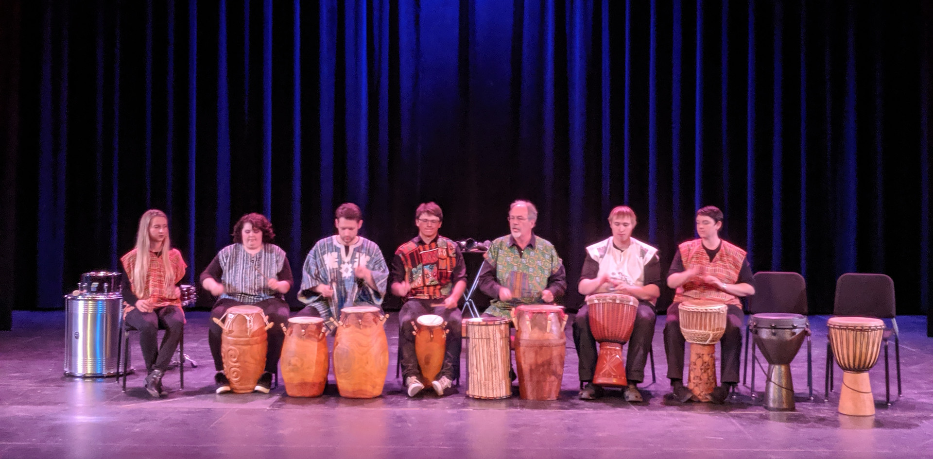 World Drumming Ensemble