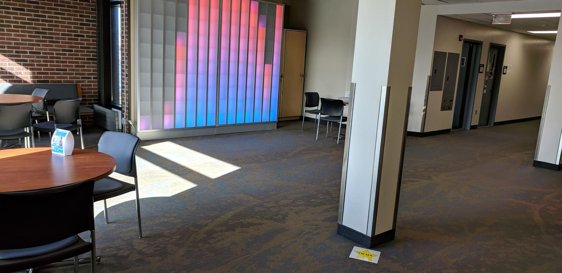 See/Hear art installation
