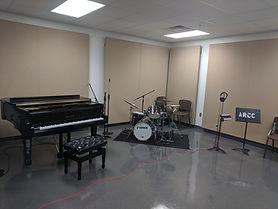 M209 Small Ensemble Room
