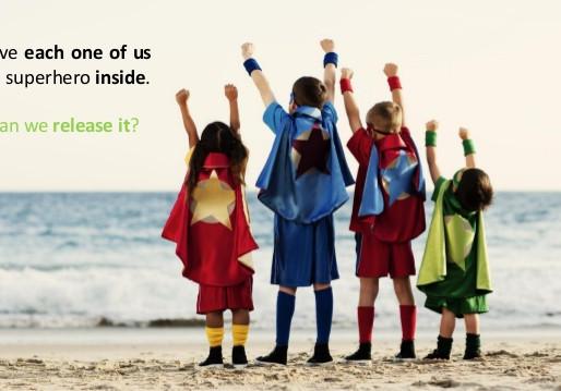 Helping Children Embrace their Inner Superhero