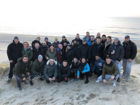 Trainerwochenende mit Premesports auf Sylt