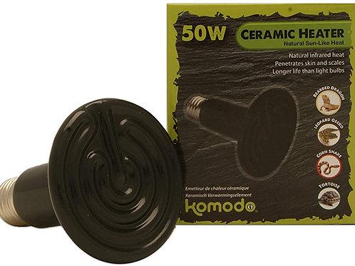 Komodo Ceramic Heat Emitter - 50w