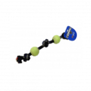 Tuggers Rope Bone with Tennis Ball - Medium