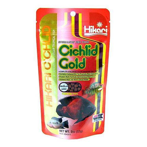 Hikari Cichlid Gold Medium - 57g