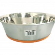 Heavy Dish with Rubber Base - XX-Large