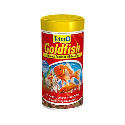 Tetra Goldfish Flakes - 100ml