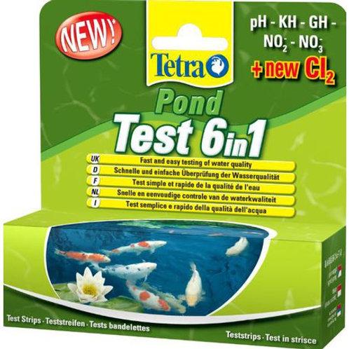 Tetra Pond Test 6-in1