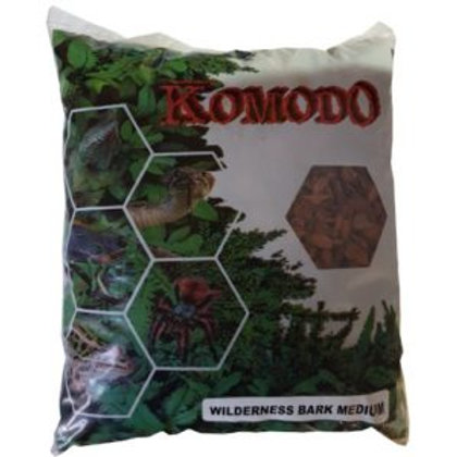 Komodo Wilderness Bark Nuggets Medium - 1kg