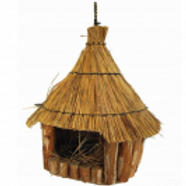 Grass Hut Nest Woven - Large