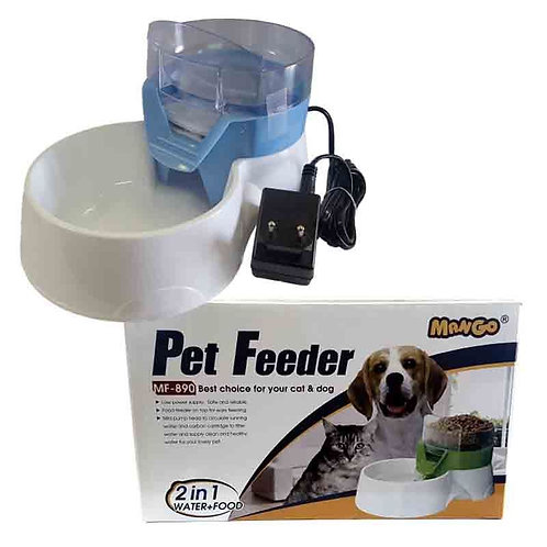 Mango 2-in-1 Feeder & Drinker