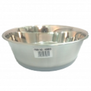 Heavy Dish with Rubber Base - X-Large