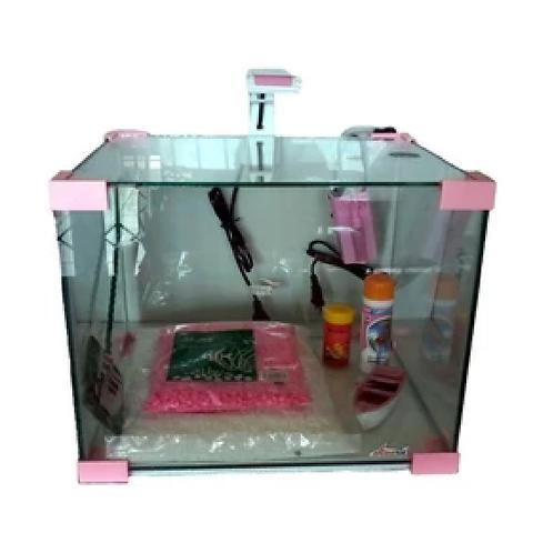 Akwaria Starter Kit 34l - Pink