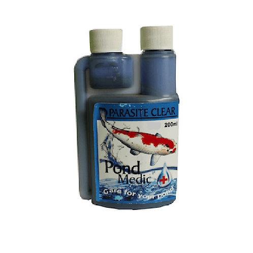 Pond Medic Parasite Clear - 200ml