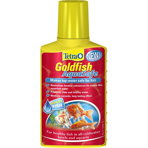 Tetra Goldfish Aquasafe - 100ml
