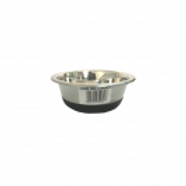 Heavy Dish with Rubber Base - X-Small