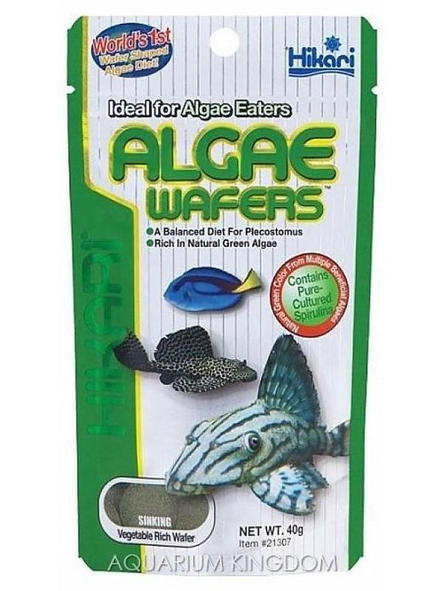 Hikari Tropical Algae Wafers - 40g