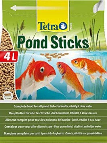 Tetra Pond Sticks - 4l
